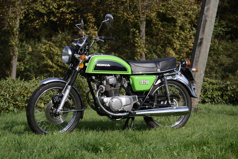 Honda CB 200 1977